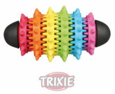 Trixie Pelota Rugby Dental de Colores