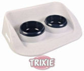 Trixie Comedero Set Doble